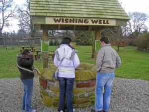 wishing-well