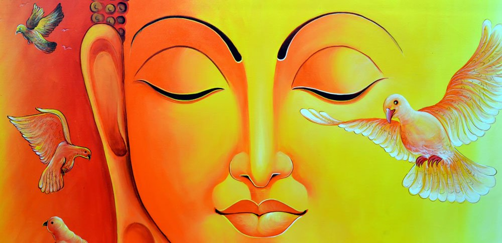 gautam-buddha-paintings-4